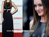 "Leighton Meester, Michael Kors, estreno ""The Roommate"". Analizamos look"