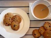 Cookies chocolate nuez macadamia