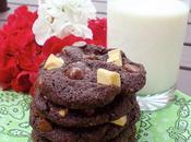 Cookies Duplos Chocolate Blanco Negro