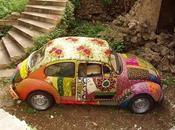 Escarabajo tapizado