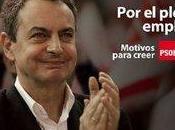 Zapatero, marchaté favor