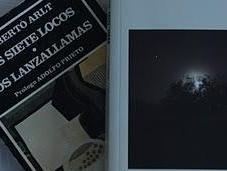 Blanco Nocturno Ricardo Piglia, novela arltiana