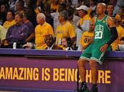 Boston Celtics Lakers