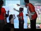 tecnología Touch Digital Signage