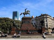 Monumentos porteños reacondicionados