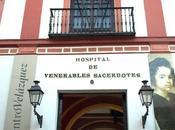 Iglesia Hospital Venerables (1): poco historia.