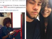 Ella metro enamoró. buscó Facebook ahora pareja!