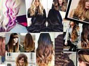 Técnicas coloración cabello diferencias paso