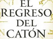Libros inacabados: REGRESO CATÓN (MATILDE ASENSI)