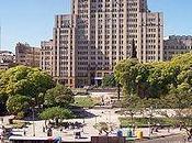 Plaza Houssay, remodelación historia
