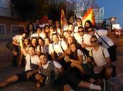 Cabalgata apertura fiestas 2016 Casas Ibáñez