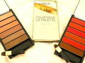Review: Color Riche Palette Lips L'Oréal Paris
