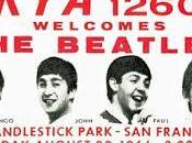 Años: Ago. 1966 Candlestick Park Francisco, California