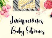Invitaciones Baby Shower Flower Power It's Girl