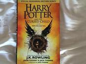 Reseña: Harry Potter cursed child Rowling, Jack Thorne John Tiffany