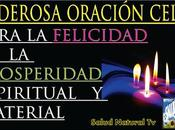 Poderosa oración celta para felicidad prosperidad espiritual materail