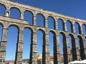 paseo Segovia, España