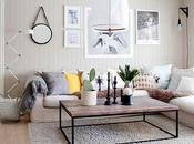 INSPÍRATE: casa nórdica llena inspiración buenas ideas