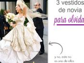 vestidos novia para olvidar