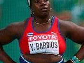 """Yarelis Barrios: único doping conozco cogido pista"""""""