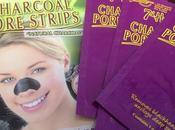 #ViernesDeSpa: Tiras Limpia Poros Carbón Natural!! Charcoal Pore Strips. Natural
