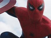 detrás cámaras centrado Spider-Man 'Civil War'