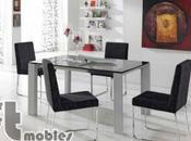 ¿Cómo elegir mesas sillas comedor?