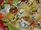 Ensalada queso roquefort