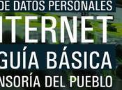 Guía básica protección datos personales Internet