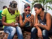 Revelan lugar ocupa Cuba acceso internet.