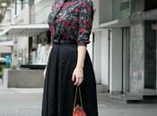 Looks maxi falda elegante
