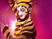 Esta razón sueños importantes. historia Cirque Soleil