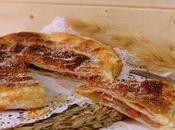 Pastel cordobés jamón serrano [salado-dulce]