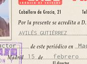 """Pedro avilés: suceso mismo espectáculo""""."""