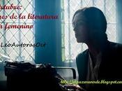 Octubre: literatura femenino