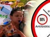 Margarita: escasez medicamentos pediátricos fórmulas lácteas