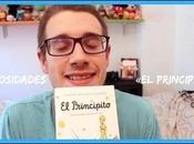 Curiosidades Principito» Antoine Saint-Exupéry Rincón Páginas