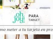 para Target cómo meter tarjeta problemas