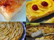 deliciosas tartas manzana