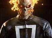 Póster promo GHOST RIDER Agents SHIELD