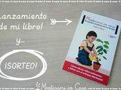 Lanzamiento libro Montessori Casa ¡¡SORTEO!!