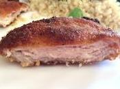 Libritos lomo cerdo jamón pavo queso (Pork cordon bleu)
