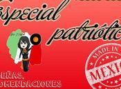 Especial patriótico cuentan autores mexicanos