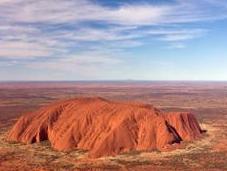 Uluru: roca sagrada Australia