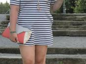 Navy Dress· Look Curvy