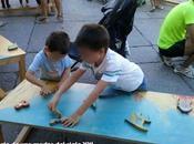 Miércoles Mudo: Juegos madera calle