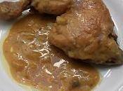 Pollo Miel Mostaza Microondas