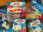 Super mami Nestlé probando nuevos Iogolinos