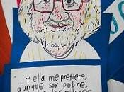 chooses --although poor-- those millions from Somoza. Ernesto Cardenal. [Flickr]