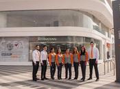 Banco Internacional nueva agencia sector parque Carolina